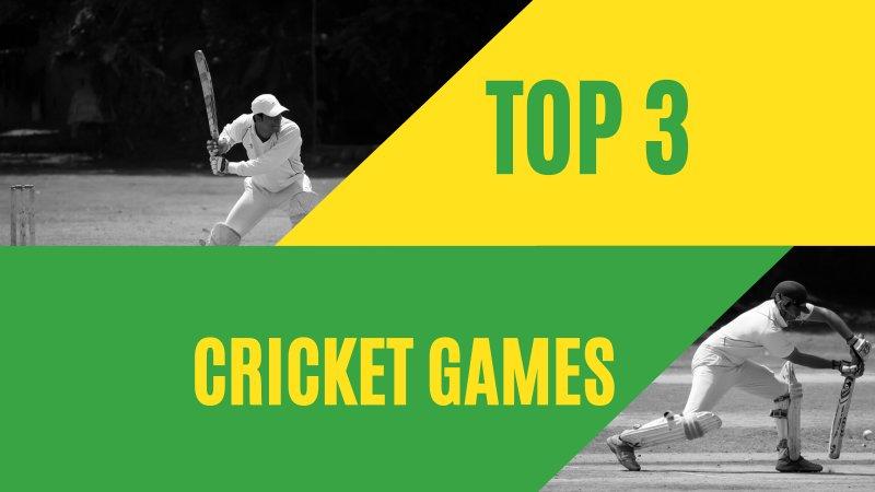 top 3 cricket